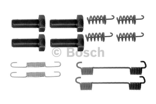Kit d'accessoires, mâchoires de frein de stationnement - BOSCH - 1 987 475 317