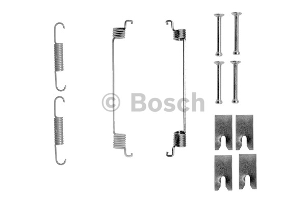 Kit d'accessoires, mâchoire de frein - BOSCH - 1 987 475 318