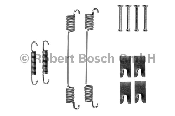 Kit d'accessoires, mâchoire de frein - BOSCH - 1 987 475 319