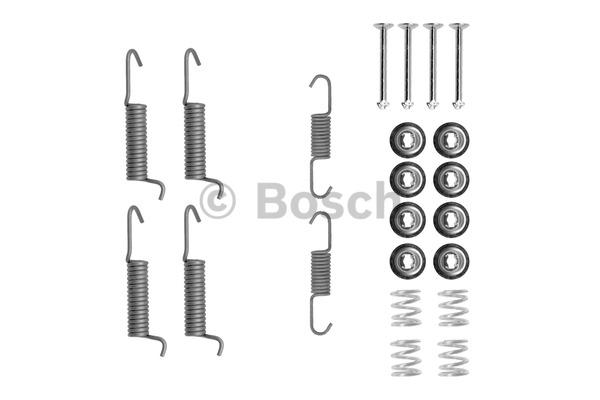 Kit d'accessoires, mâchoire de frein - BOSCH - 1 987 475 320