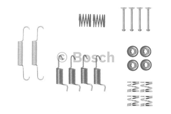 Kit d'accessoires, mâchoires de frein de stationnement - BOSCH - 1 987 475 322