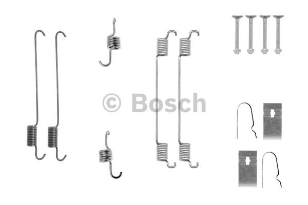 Kit d'accessoires, mâchoire de frein - BOSCH - 1 987 475 323