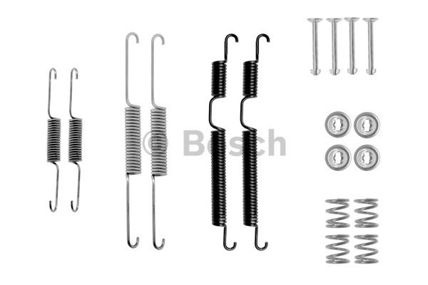 Kit d'accessoires, mâchoire de frein - BOSCH - 1 987 475 325
