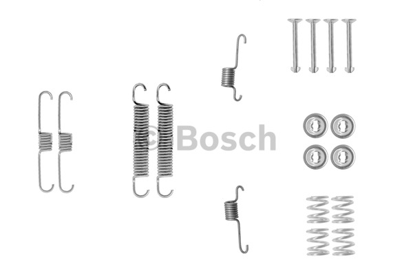 Kit d'accessoires, mâchoire de frein - BOSCH - 1 987 475 328