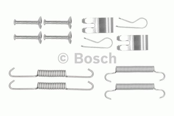 Kit d'accessoires, mâchoire de frein - BOSCH - 1 987 475 329