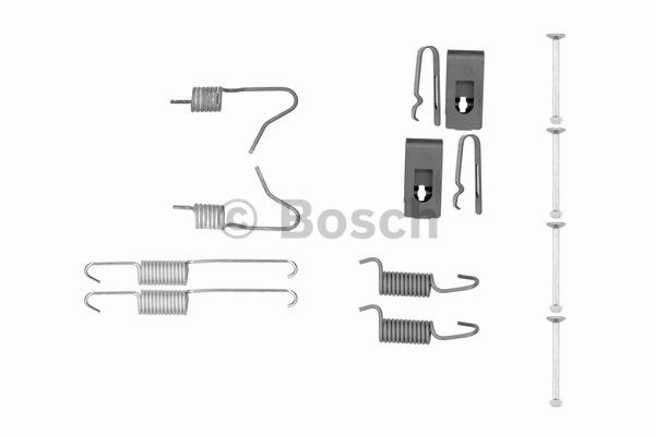 Kit d'accessoires, mâchoires de frein de stationnement - BOSCH - 1 987 475 333