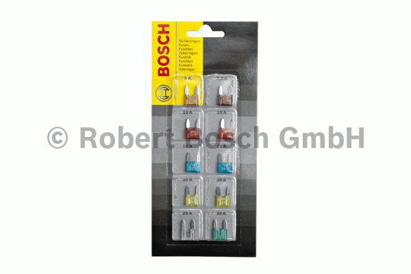 Fusible - BOSCH - 1 987 529 038