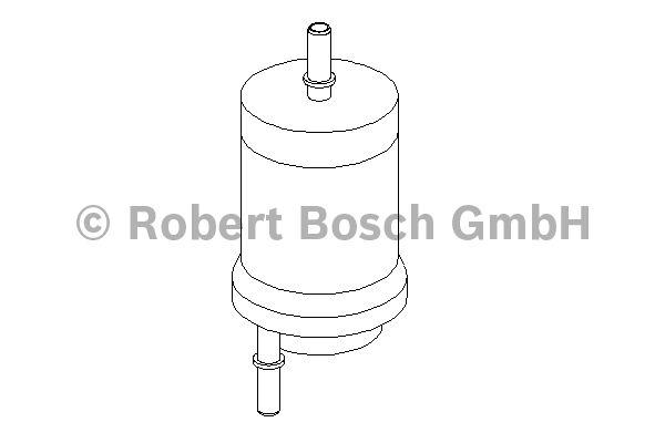 Filtre à carburant - BOSCH - 0 450 905 925