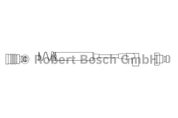 Faisceau d'allumage - BOSCH - 0 986 356 217