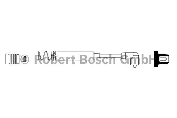 Faisceau d'allumage - BOSCH - 0 986 356 086