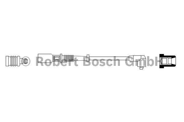 Faisceau d'allumage - BOSCH - 0 986 356 267