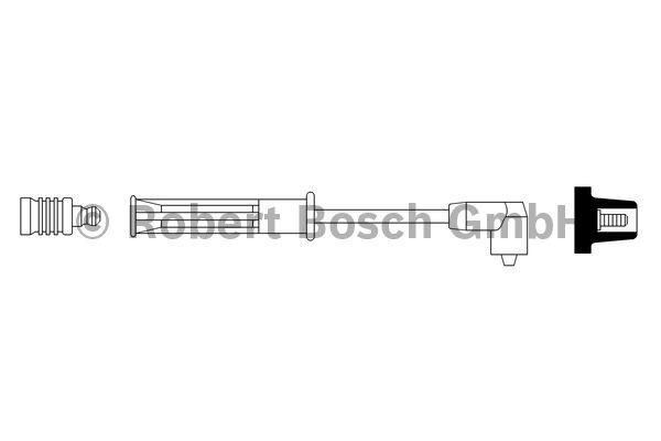 Faisceau d'allumage - BOSCH - 0 986 356 271