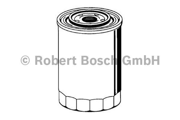 Filtre à huile - BOSCH - 0 986 452 063