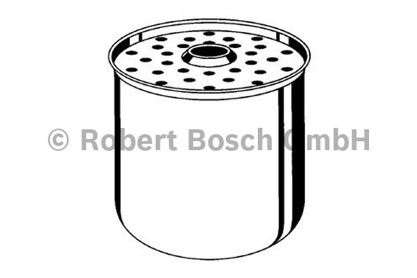 Filtre à carburant - BOSCH - 1 457 434 201