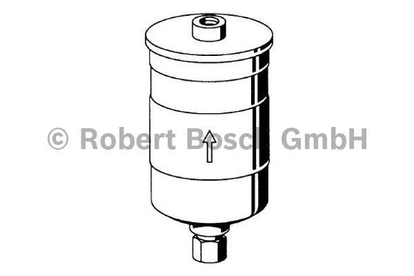 Filtre à carburant - BOSCH - 0 450 905 401