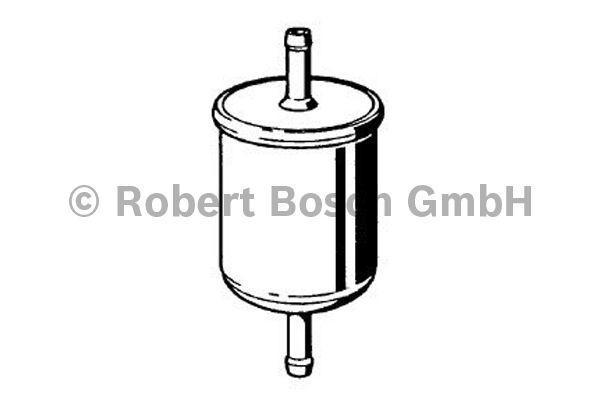 Filtre à carburant - BOSCH - 0 450 905 976