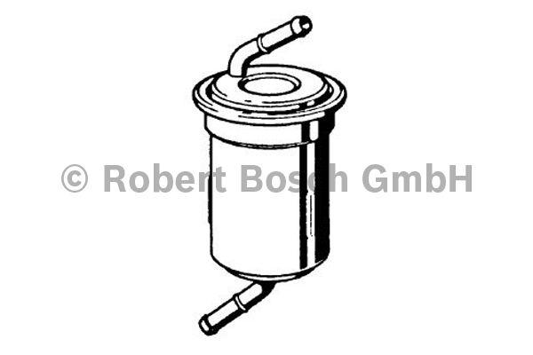 Filtre à carburant - BOSCH - 0 986 450 106