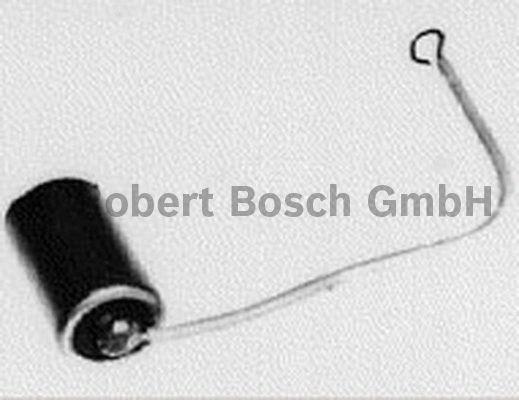 Condenseur, système d'allumage - BOSCH - 1 237 330 188