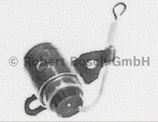 Condenseur, système d'allumage - BOSCH - 1 237 330 047