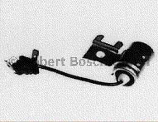 Condenseur, système d'allumage - BOSCH - 1 237 330 332