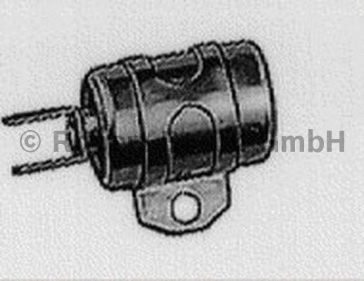 Condenseur, système d'allumage - BOSCH - 1 237 330 159