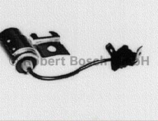 Condenseur, système d'allumage - BOSCH - 1 237 330 162