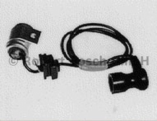 Condenseur, système d'allumage - BOSCH - 1 237 330 240