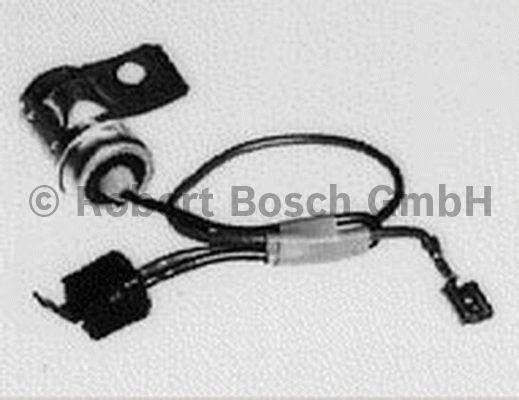 Condenseur, système d'allumage - BOSCH - 1 237 330 252