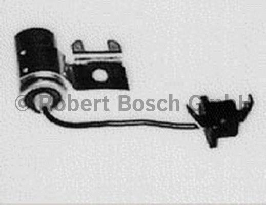 Condenseur, système d'allumage - BOSCH - 1 237 330 295