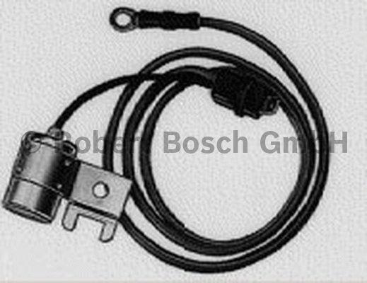 Condenseur, système d'allumage - BOSCH - 1 237 330 318
