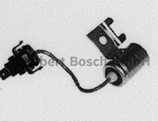 Condenseur, système d'allumage - BOSCH - 1 237 330 310