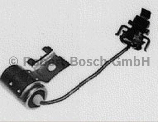 Condenseur, système d'allumage - BOSCH - 1 237 330 316