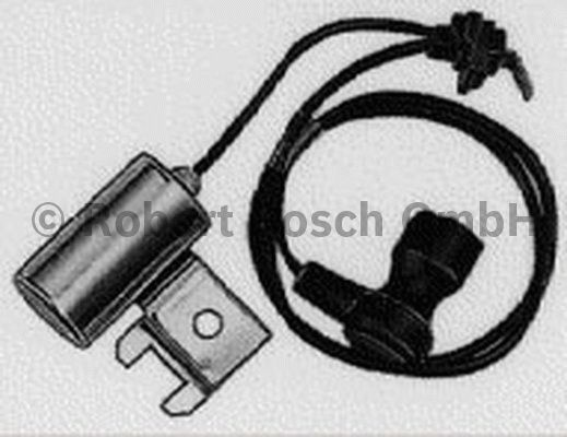 Condenseur, système d'allumage - BOSCH - 1 237 330 347