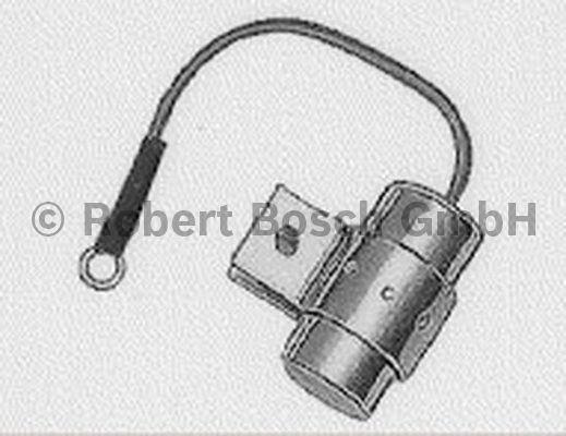 Condenseur, système d'allumage - BOSCH - 1 237 330 801