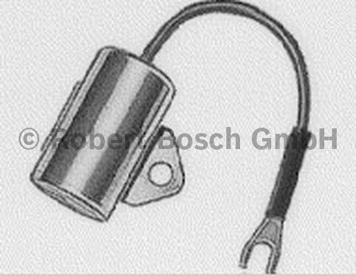 Condenseur, système d'allumage - BOSCH - 1 237 330 809