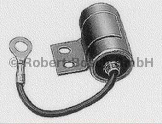 Condenseur, système d'allumage - BOSCH - 1 237 330 821