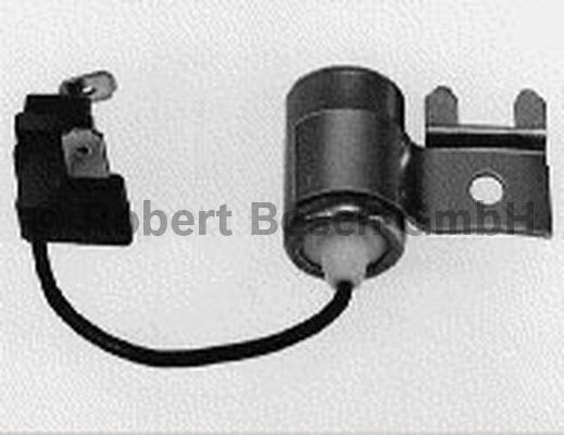 Condenseur, système d'allumage - BOSCH - 1 237 330 348
