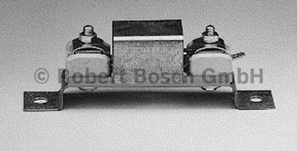 Résistance additionnelle, système de préchauffage - BOSCH - 0 251 103 037