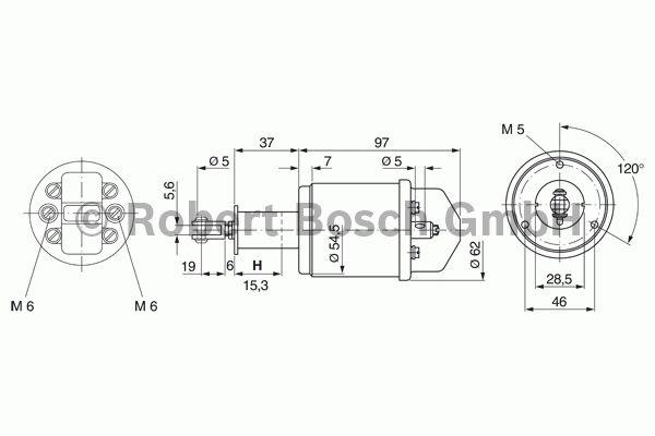 Électroaimant de levage - BOSCH - 0 330 003 007