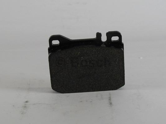 Kit de plaquettes de frein, frein à disque - BOSCH - 0 986 463 921