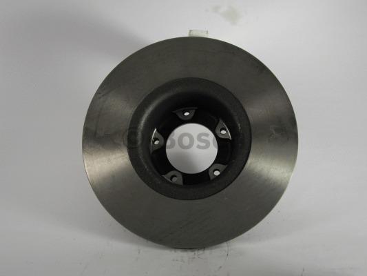 Disque de frein - BOSCH - 0 986 478 077