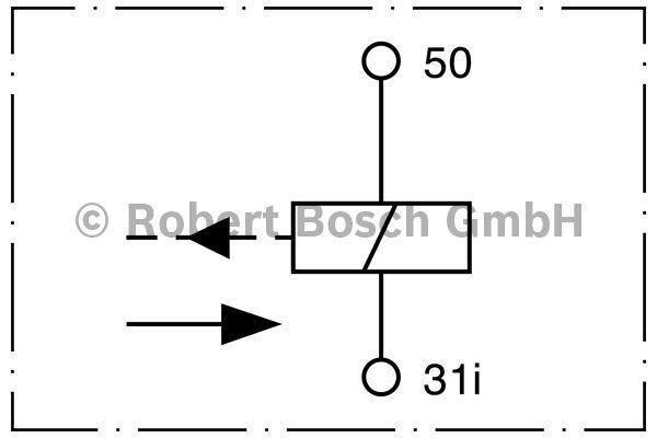 Électroaimant de levage - BOSCH - 0 330 003 002