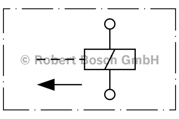 Électroaimant de levage - BOSCH - 0 330 101 022