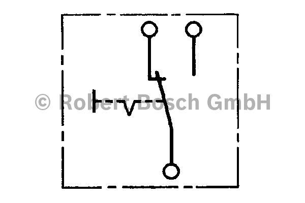 Interrupteur - BOSCH - 0 341 500 803