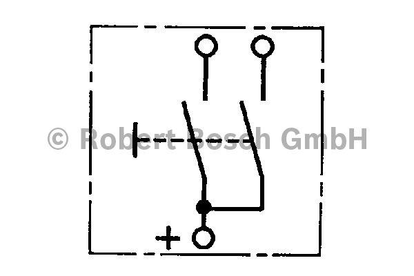 Interrupteur - BOSCH - 0 343 004 003