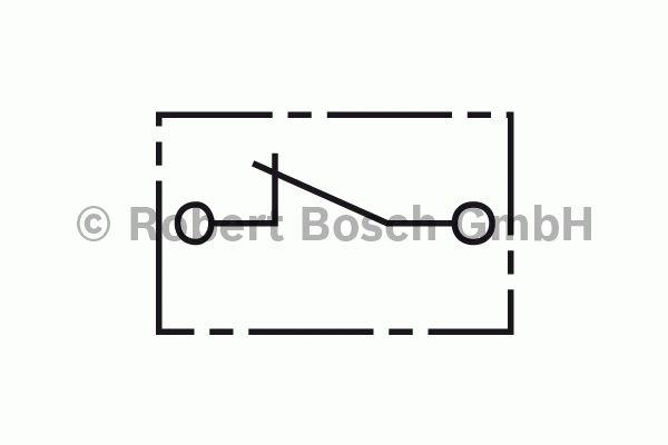 Interrupteur - BOSCH - 0 986 340 010