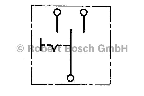 Interrupteur - BOSCH - 0 986 340 100
