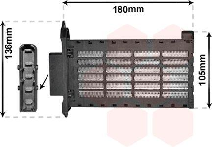 Système de chauffage - VAN WEZEL - 01006141