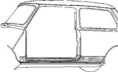 Marche-pied - VWA - 88VWA0201.03