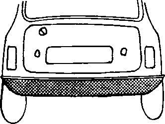 Panneau arrière - VWA - 88VWA0201.35